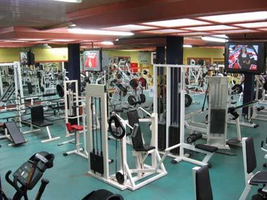 fitnessclub Wilrijk, Hoboken, Antwerpen